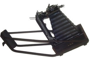 10516: Kodak 3A 1915 Camera &Rangefinder