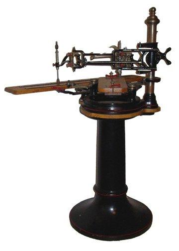 10600: Script Copy Engraving Machine