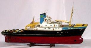 10709: Lg Model Smit Rotterdam Ocean Tug