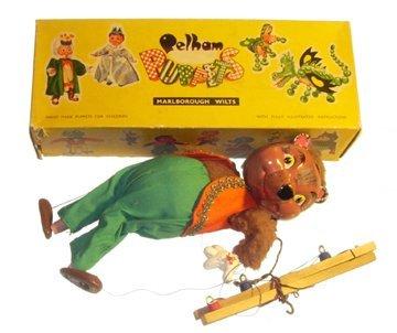 18282: SL Wolf Pelham Puppet 1963 - 1986