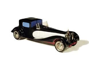 1931 Bugatti Jim Crow Decanter complete w