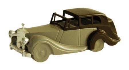 9: Avon Rolls Royce Cologne Decanter Beautifu