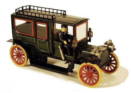 108: Carette Vintage1911 Limousine Toy Outsta