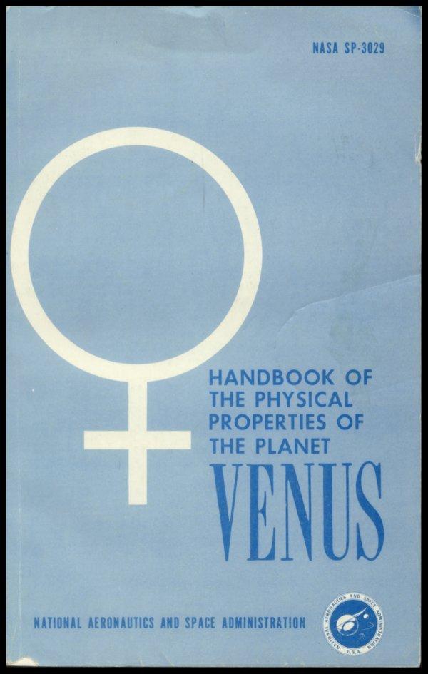 3: 3 1967 NASA Books on Venus, Mars and Jupiter