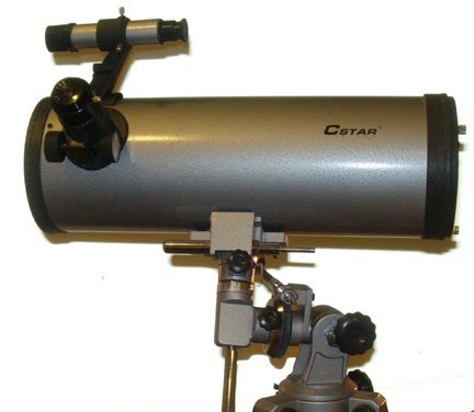 2A: Model 50600 Telescope, Focal Length 600mm Diam 50mm