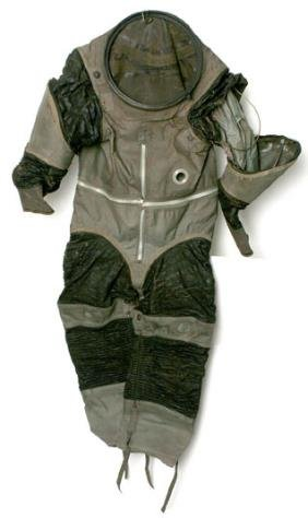 15: NASA Prototype Mercury Spacesuit by I.L.C. An early