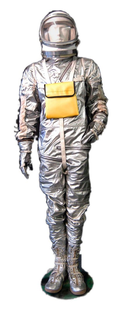 19: NASA Mercury Space Suit Replica A highly authentic