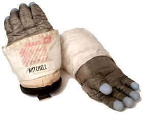 604: Apollo 14 Astronaut Mitchell EVA Training Gloves