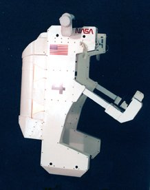 799: Space Shuttle (RMS) Remote Manipulator System Arm
