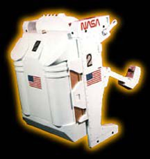 801: Full-Sized Manned Maneuvering Unit Replica This re