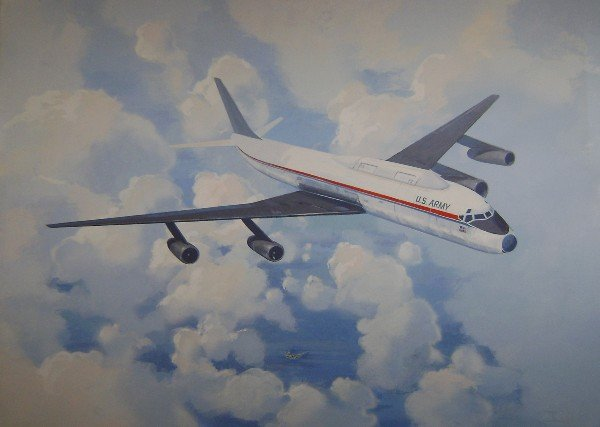 100068: DC-8 Ballistic Missile Defense Concept Art