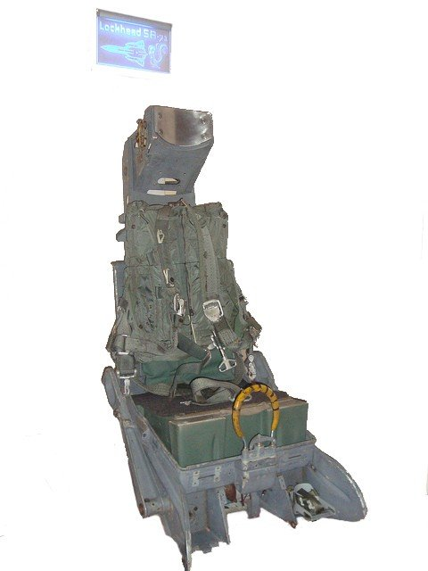 100175: SR-71 Ejection Seat, C-2 Variant RARE !!