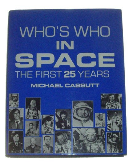 "100185: 1987, ""Who's Who in Space the First 25 Years"""