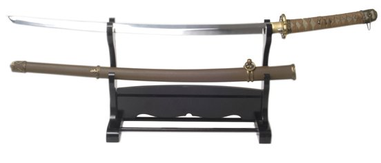 1: Katana Samurai Sword with stand