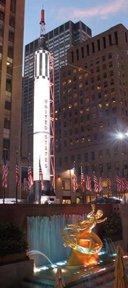 5: Full Scale NASA Mercury - Redstone Rocket Replica