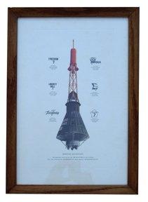 16: Mercury Spacecraft Print