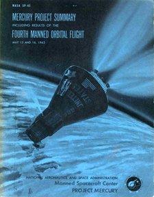 """17: 1963, """"Mercury Project Summary, NASA SP-45"""""""