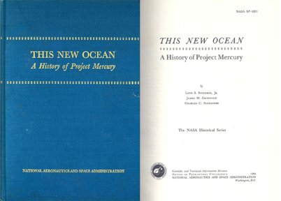 """22: 1966, """"This New Ocean - A History of Project Mercur"""