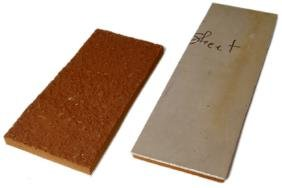 Two External Shuuttle Tank Insulation Samples