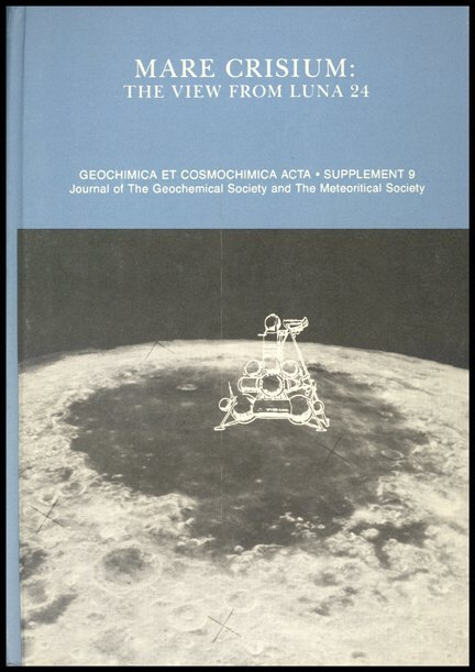 "5: 1977, ""Mare Crisium: The View From Luna 23"