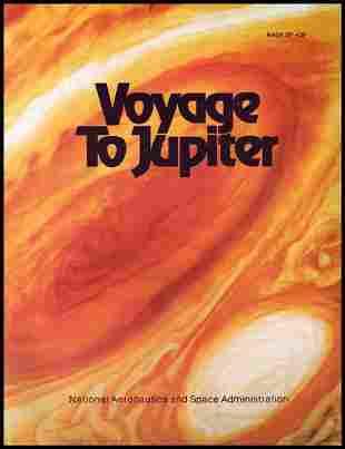 """1980, """"Voyage To Jupiter"""" (NASA SP-439, 20"""