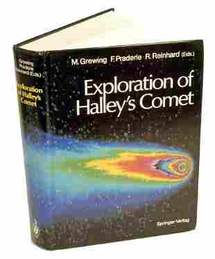 """1988, """"Exploration of Halley's Comet"""""""