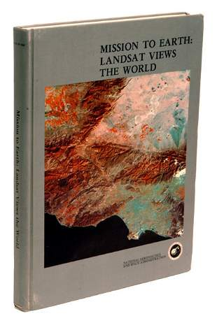 """1976, """"Mission To Earth: Landsat Book"""