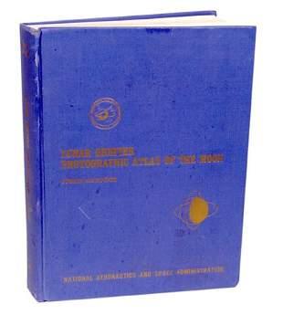 """1971, """"Lunar Orbiter Atlas of the Moon"""
