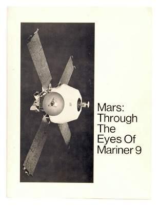 Packet of JPLPhotos of Mars from Mariner