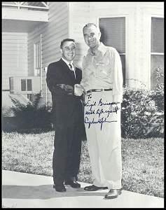 1314: Lyndon Johnson Autograph