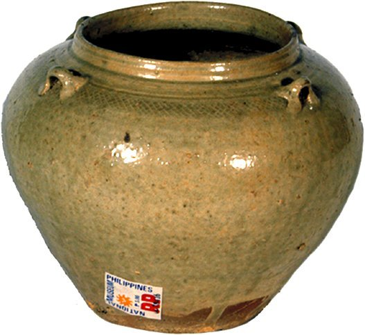1: Chinese Song Dynasty Porcelain Jar