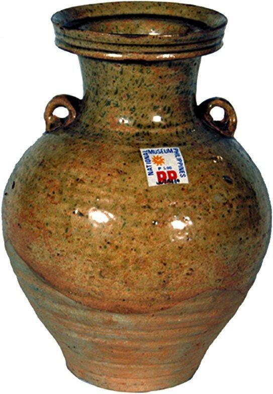 2: Chinese Song Porcelain Baluster Vase