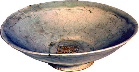 5: Chinese, Song Dynasty Dingyao Bowl