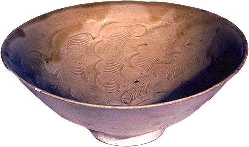 6: Chinese, Song Dynasty Dingyao Bowl