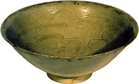 8: Chinese, Song Dynasty Dingyao Bowl