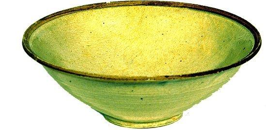 16: Chinese, Song Dynasty Qingbai Bowl