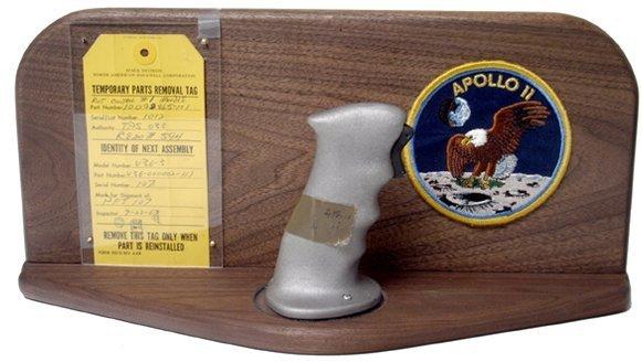 454: Apollo 11 Comand Module Rotation Control Handle #1