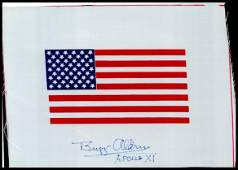 491 Apollo 11 Buzz Aldrin Autograph