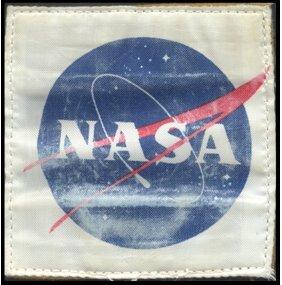 Deke Slayton's FLOWN  ASTP NASA Patch