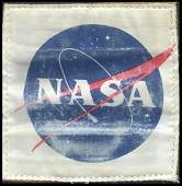 750: Deke Slayton's FLOWN  ASTP NASA Patch