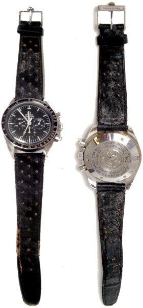 Deke Slayton's Omega Wristwatch
