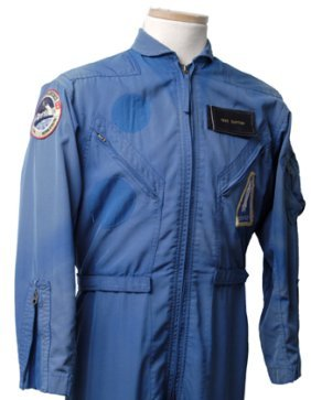 760: Deke Slayton's Blue ASTP Flightsuit