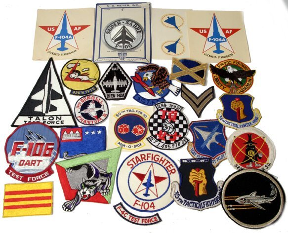 1200: Air Force Patches! Patches! Patches!