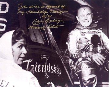10075: Mercury MA6  Cece Bibby Autograph