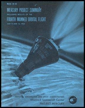 10120: Mercury 9 Gordon Cooper Flight Summary Report