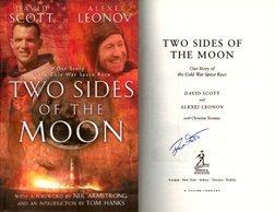 595: Apollo 15 Dave Scott Autograph