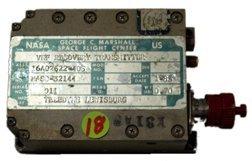 773: Flown Shuttle VHF Recovery Transmitter