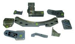 779: Flown Shuttle flight hardware Brackets
