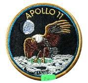9128: Apollo 11 Crew Patch