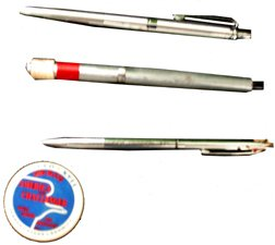 9188: Apollo 17 Pen Set Used for Training